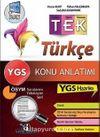 YGS TEK Türkçe Konu Anlatımlı Cep