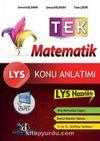 LYS TEK Matematik Konu Anlatımlı Cep Kitabı