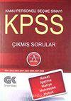 KPSS A Grubu Çıkmış Sorular 2001-2008