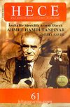 Sayı:61 Ocak 2002-Hece Aylık Edebiyat Dergisi Ahmet Hamdi Tanpınar Özel Sayısı (ciltsiz)