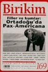 Birikim  Aylık Sosyalist Kültür Dergisi, Mayıs  2003 Sayı:169