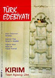 Sayı: 380/Haziran 2005/Türk Edebiyatı/Aylık Fikir ve Sanat Dergisi