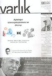 Varlık Aylık Edebiyat ve Kültür Dergisi / Temmuz 2005