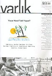 Varlık Aylık Edebiyat ve Kültür Dergisi / Ağustos 2005