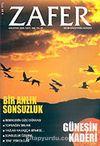Zafer Bilim Araştırma Dergisi Ağustos 2005 Sayı: 344