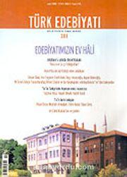 Sayı: 388/Şubat 2006/Türk Edebiyatı/Aylık Fikir ve Sanat Dergisi