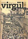 Virgül Aylık Kitap ve Eleştiri Dergisi Mayıs 2006 Sayı:95