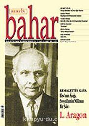 Sayı:109 Mart 2007 / Berfin Bahar/Aylık Kültür, Sanat ve Edebiyat Dergisi