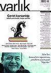 Varlık Aylık Edebiyat ve Kültür Dergisi / Mart 2007