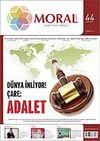 Moral Dergisi Sayı:44 Kasım / 07