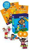 BBC Active Kids English Zone (13 Kitap+13 DVD) & Çocuklar İçin BBC'den Dünyanın En Eğlenceli İngilizce Kursu