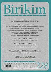 Birikim / Sayı: 228 Yıl: 2008 / Aylık Sosyalist Kültür Dergisi