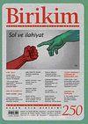 Birikim / Sayı:250  Yıl: 2010 / Aylık Sosyalist Kültür Dergisi