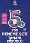 5'li YGS Deneme Seti Tamamı Çözümlü