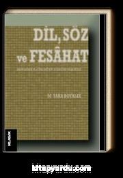 Dil, Söz ve Fesahat Abdülkahir el-Cürcani'nin Sözdizimi Nazariyesi