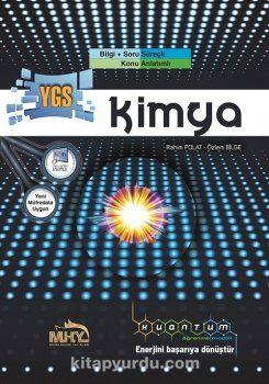 YGS Kimya Kuantum Bilgi Soru Süreçli Konu Anlatımlı - Rahim Polat pdf epub