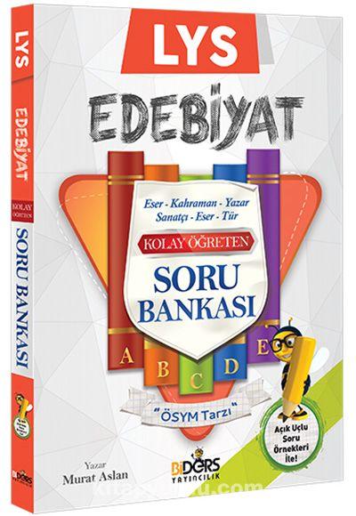 LYS Edebiyat Kolay Öğreten Soru Bankası - Kollektif pdf epub