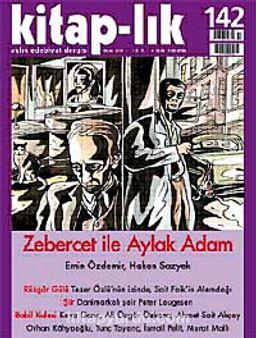 Kitap-lık Sayı:142 Zebercet ile Aylak Adam