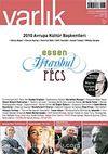 Varlık Aylık Edebiyat ve Kültür Dergisi Kasım  2010