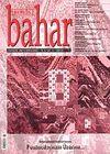 Berfin Bahar Aylık Kültür Sanat ve Edebiyat Dergisi Ocak 2011 Sayı:155