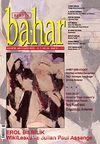 Berfin Bahar Aylık Kültür Sanat ve Edebiyat Dergisi Nisan 2011 Sayı:158