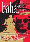 Berfin Bahar Aylık Kültür Sanat ve Edebiyat Dergisi Mayıs 2012 Sayı:171