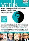 Varlık Aylık Edebiyat ve Kültür Dergisi Eylül 2012