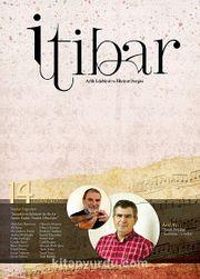 Sayı :14 Kasım 2012 İtibar Edebiyat ve Fikriyat Dergisi
