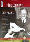 Türk Edebiyatı / Aylık Fikir ve Sanat Dergisi Sayı:475 Mayıs 2013