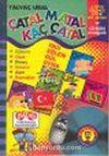 Çatal Matal Kaç Çatal &6 Kitap ve CD-ROM