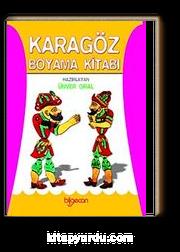 Karagöz Boyama Kitabı ünver Oral Kitapyurducom