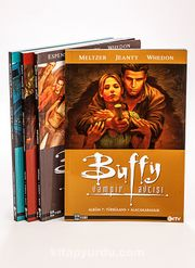 Buffy Vampir Avcısı Çizgi Roman Seti (4 Kitap)