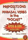 Prepositions Phrasal Verbs In The Pocket & KPDS-ÜDS Sözlüğü