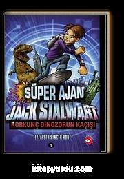 Süper Ajan Jack Stalwart / Korkunç Dinozorun Kaçışı-1