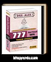 DGS-ALES Sınavdan Önce Çözülmesi Gereken 777 Sözel Yetenek Çözümlü Soru Bankası