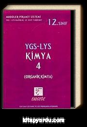 YGS-LYS Kimya-4 (Organik Kimya-12. Sınıf)