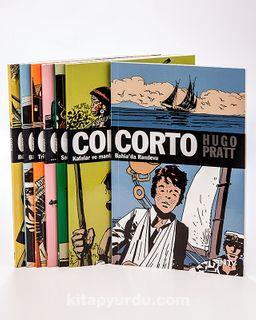 Corto Maltese Çizgi Roman Seti (7 Kitap)