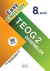 8. Sınıf Easy English TEOG 2 Denemeler (10 Fasikül)