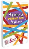 8. Sınıf TEOG 2 İngilizce 6 Deneme Sınavı