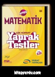 KPSS Matematik Çek Kopart Yaprak Testler (1072)