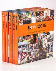 Almanak Seti (5 Kitap) & Türkiye'de ve Dünyada Fotoğraflarla Beş Yıl