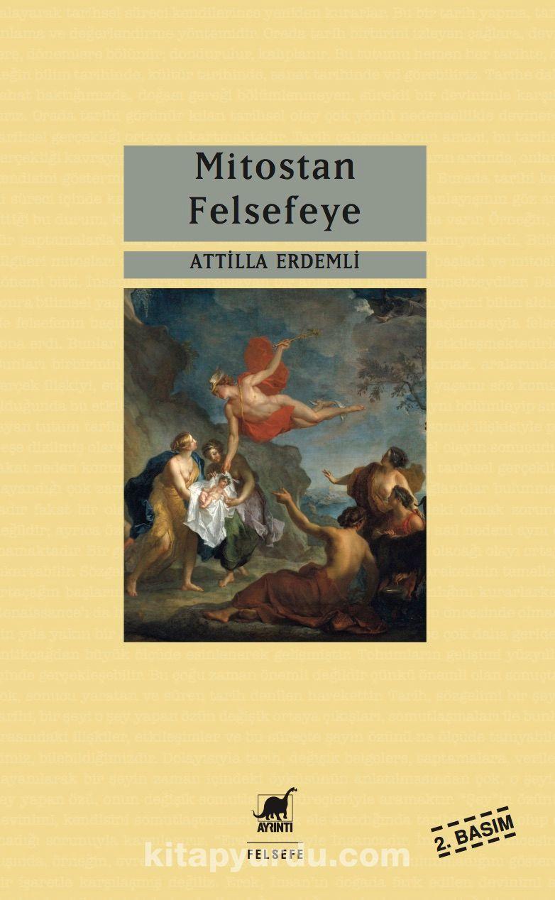 Mitostan Felsefeye - Attilla Erdemli pdf epub