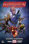 Guardians Of The Galaxy Kozmik Avengers