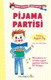 Pijama Partisi / Kırmızı Kurdele Mavi Papyon 2
