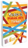 8. Sınıf TEOG 2 Türkçe 6 Deneme Sınavı