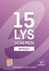 15 LYS Denemesi Biyoloji - Kollektif pdf epub