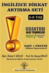 İngilizce Dikkat Artırma Seti 1. Kitap & Easy 1 Fruits (Dikkat Egzersizleri)