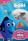 Disney Kayıp Balık Dori Boya Oku Yapıştır