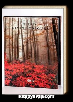 Turkey Divine Colours (Ciltli)