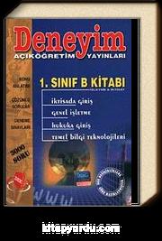 AÖF 1. Sınıf B Kitabı